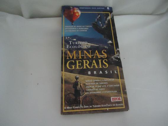 Livro Turismo Ecológico - Minas Gerais - Brasil