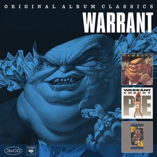 Warrant - Original Album Classics Box Set ( 3 Cds )