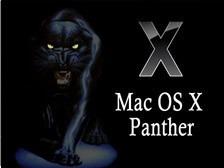 Osx 10.3 - Phanter