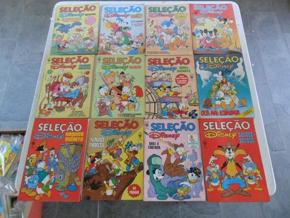 Seleção Disney ! Vários! R$ 15,00 Cada! Editora Abril 1990!
