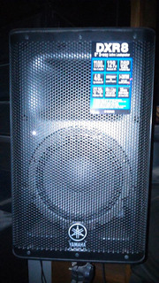 Yamaha Dxr8 8 Active Speaker 1000w Envio Gratis
