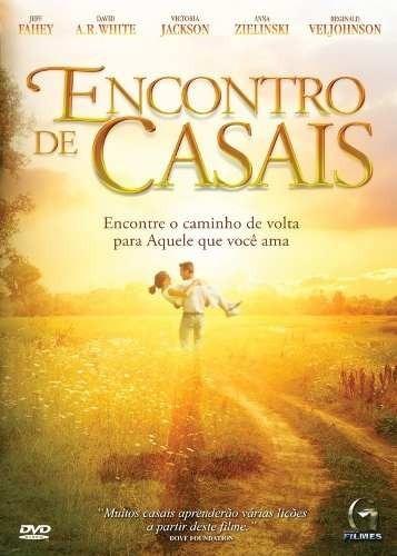 Encontro De Casais - Dvd - Graça Filmes Original