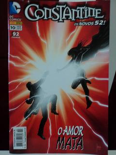 Hq:dc Comics-constantine-vol.10:os Novos 52!