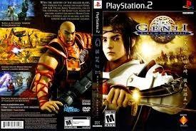 Genji Ps2 Jogo Playstation 2