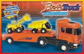 Brutal Truck Abrindo Estradas