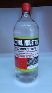Alcohol Industrial (metanol)