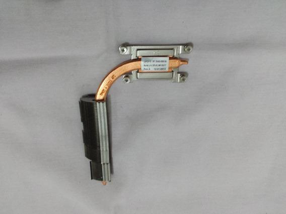 Dissipador Original Notebook Samsung Np270e4e