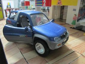 Miniatura Toyota Rva - 4 Escala 1/32 Raríssima E Única.