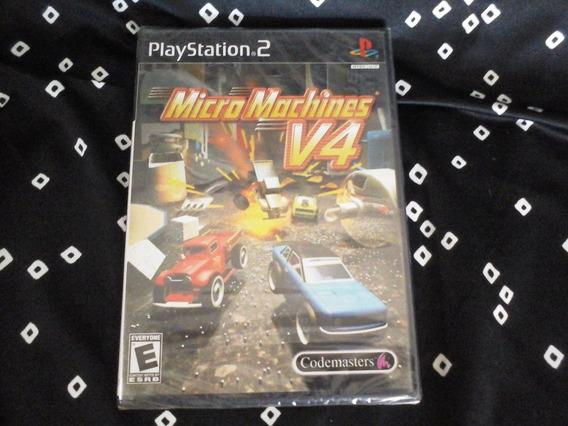 Micro Machine V4