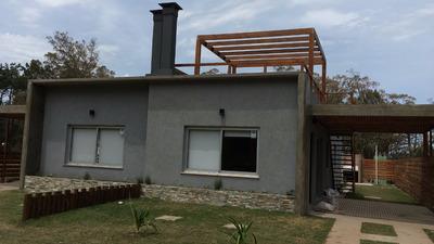 Casa A Estrenar Con Vista Al Mar - Pta Colorada