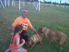 Club De Campo Canino, Razas Medianas
