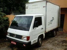 Caminhão Mb 180d Dir. Hidr. Baú 3m Whatsapp (43) 99615-7750
