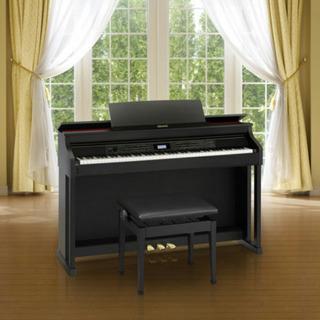 Piano Digital Casio Celviano Ap650mbk Con Silla Ap 650 Ap650