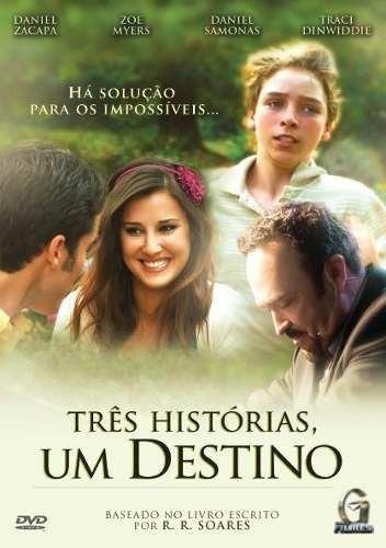 Três Histórias E Um Destino - Dvd Original