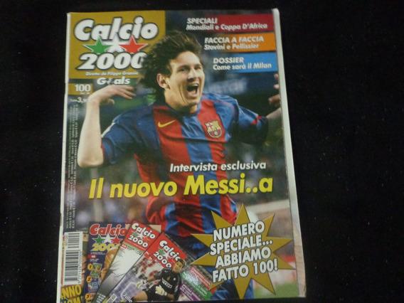 Revista Calcio 2000 N.100 - 2006