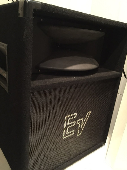 Caixa Acustica Electro Voice