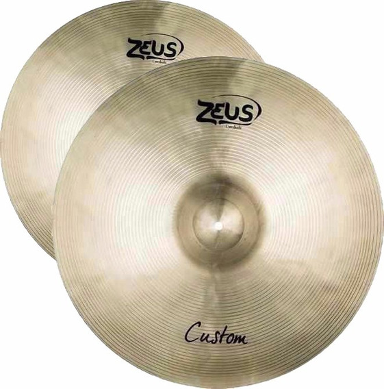 Kit Prato B20 Bateria Zeus Custom Splash 8 + 10 Stacks Stax