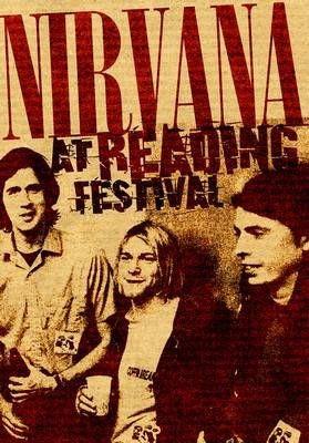Nirvana At Reading Festival Dvd - Los Chiquibum