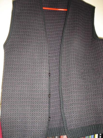 Chaleco Hombre Fantasia S/m T.52 Tie