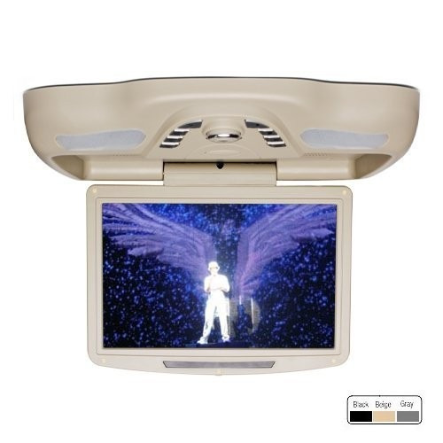Tb Roof Mount Car Dvd Player With Tv Fm