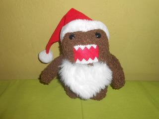 Peluche Domo Navidad 19 Cms