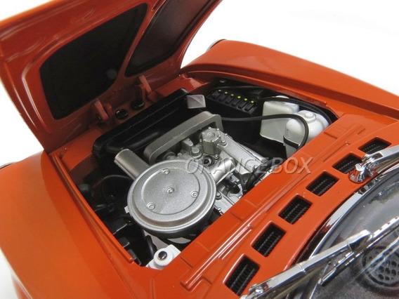 *defeito Fiat Spyder Bs Sunstar Platinum 1:18 4906
