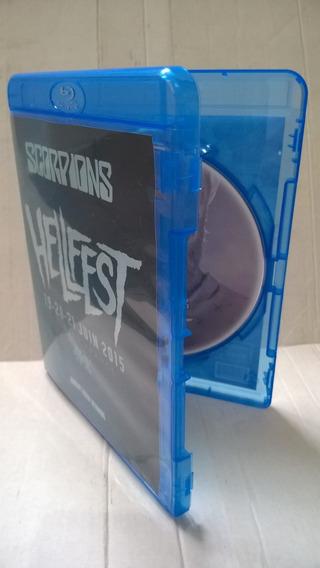 Bluray Scorpions Ao Vivo Hellfest 2015