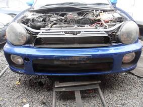 Subaru Impreza 2000-2002 Turbo En Desarme