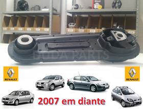 Calço Coxim Motor Câmbio Logan Sandero Scenic Megane 1.6