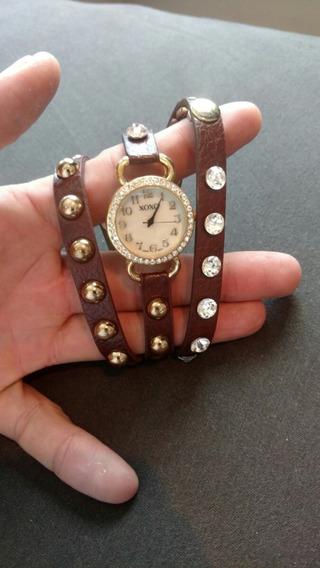 Relógio Xoxo Feminino Com Pulseira - Importado E Original