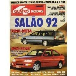 Revista Quatro Rodas Edição 387