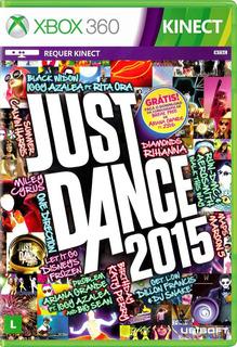 Just Dance 2015 Requiere Kinect Fisico Nuevo Xbox 360 Dakmor
