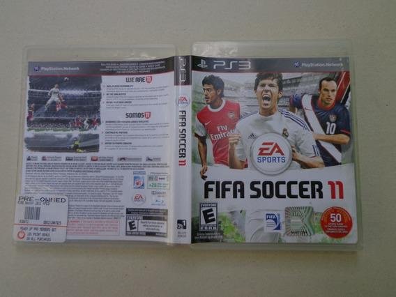 Playstation 3 - Fifa Soccer 11