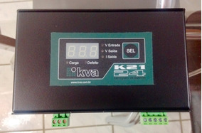 Carregador De Bateria 24v Standy-by - Kva - Pronta Entrega