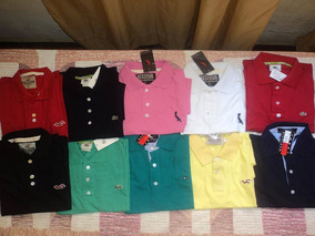 Camisas Gola Polo De Todas As Marcas E Cores Barato