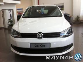 Volkswagen Gol Trendline 5p Anticipo Y Cuotas Ci*