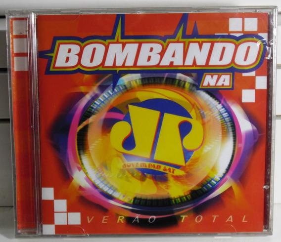 Cd Bombando Na Jovem Pan Dance Funk Disco Pop Lacrado Raro