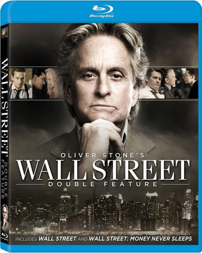 Imagen 1 de 2 de Blu-ray Wall Street 1 & 2 / Incluye 2 Films