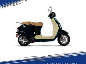 Motomel Strato Euro 150 = Zanella Exclusiv Z3