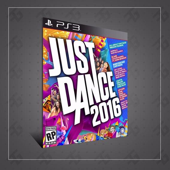 Just Dance 2016 - Mídia Digital - Playstation 3