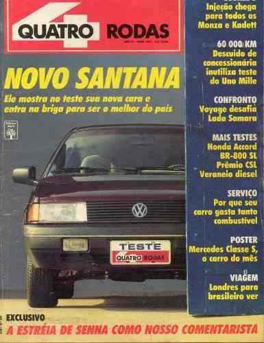 Revista Quatro Rodas Edição 369