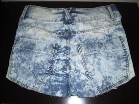 0b4b3f4de1 Saia Customizada Jeans Tamanho N8 - Calçados