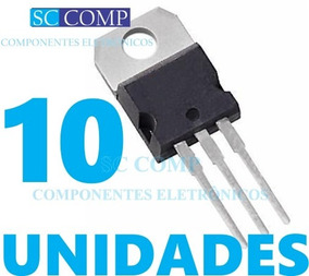 10pçs Regulador Tensão 7812 12v To-220