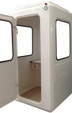 Cabinas Garitas Seguridad Modulos Contenedores Baños Quimico