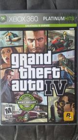 Gta 4 Original Xbox 360 Por Apenas