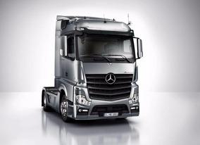 Mercedes Benz Actros 2046 Ant.$362.250 Y Saldo En Cuotas $
