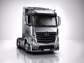 Mercedes Benz Actros 2046 Ant.$394.800 Y Saldo En Cuotas $