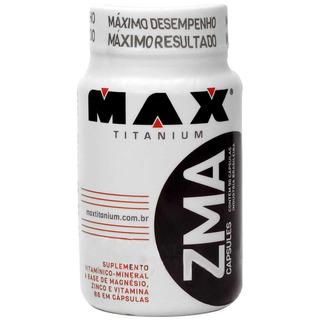 Zma 90 Cáps - Max Titanium - Rd Suplementos Bh