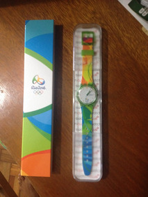 Relógio Swatch Rio 2016 - Original