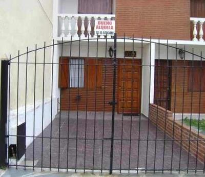 Duplex -mar Del Tuyu - Alquiler Temporada Y Feriados Largos.